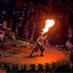 The Paralympics closing ceremony goes steampunk