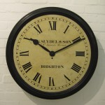 Wednesday walls – a wonderful vintage clock