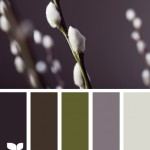 Weekend colour inspiration – urban natural colour scheme