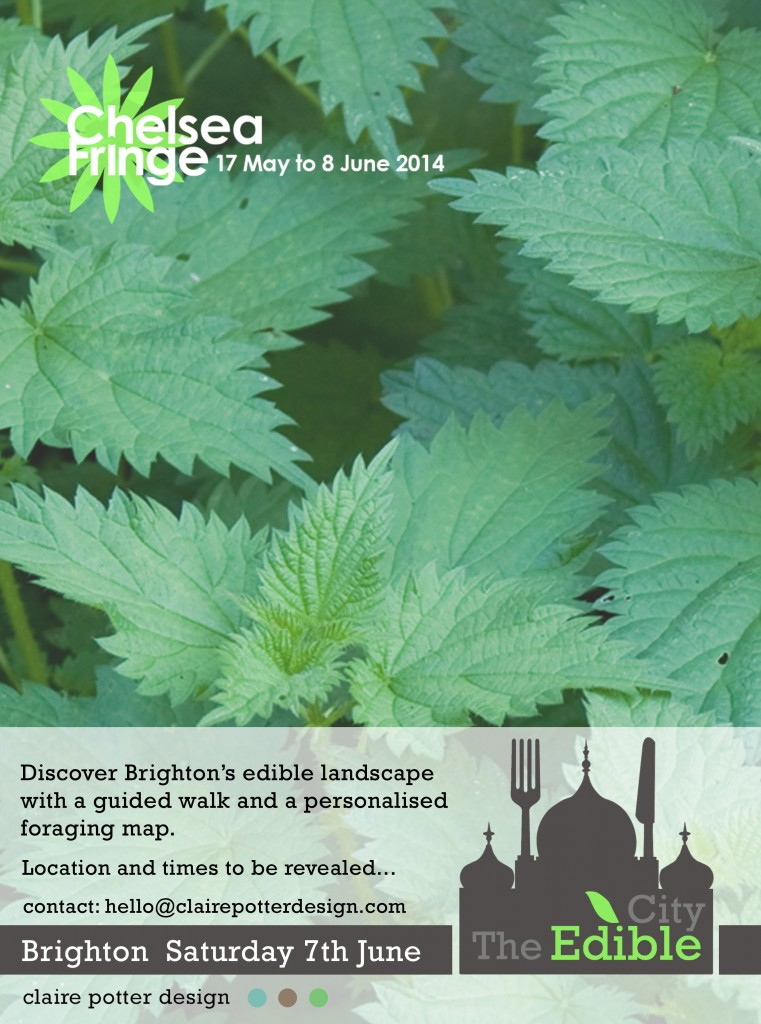 Chelsea Fringe 2014 Flyer merged