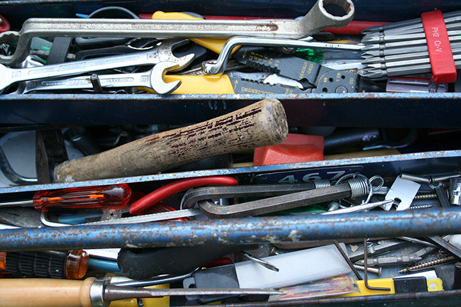 toolbox materials