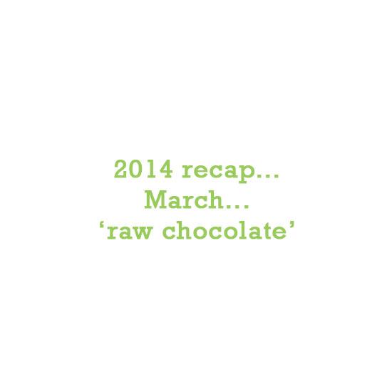 march recap