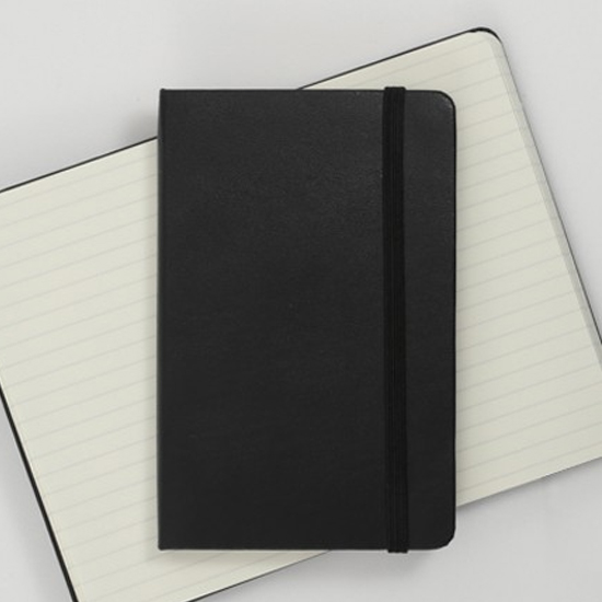 personalised moleskine