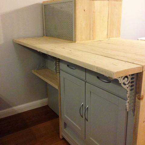 kitchen island front